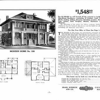 Sears 1914 House