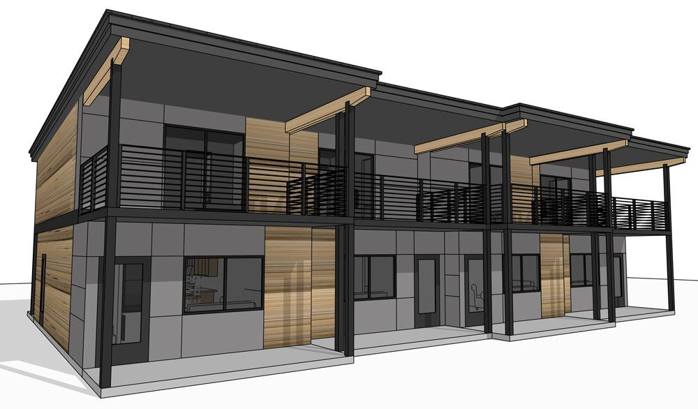 Panelized Homes by ZipKit