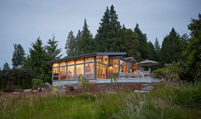 Lindal Modern House Plans