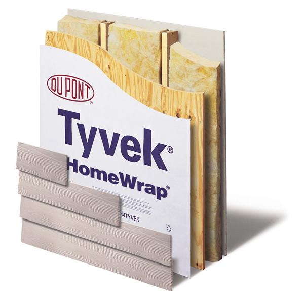 tyvek homewrap