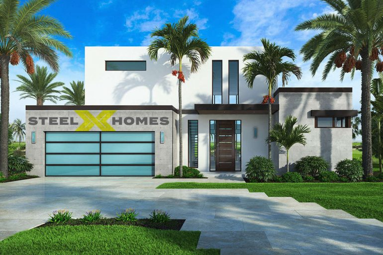 Steel X Homes